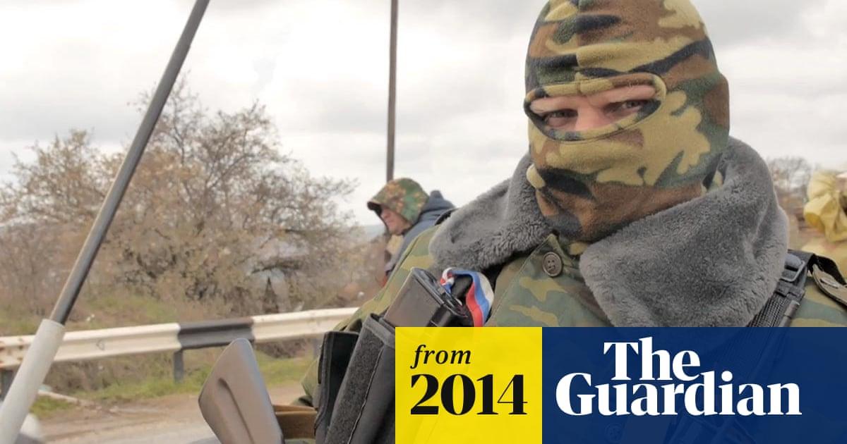 Pro-Russian Crimeans celebrate landslide vote for return to motherland
