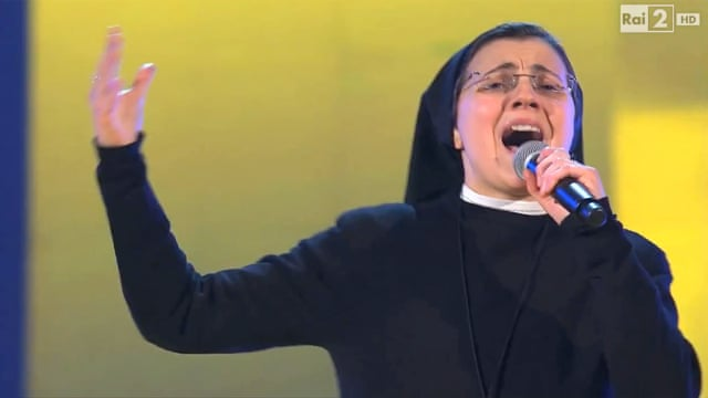 Why we find the idea of a singing nun so comic – and so