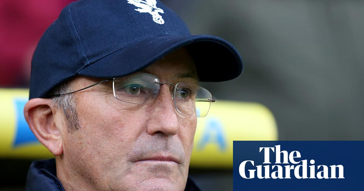 Crystal Palace will fight for survival, says manager Tony Pulis – video