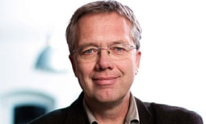 Volker Heise, director of the 24 Hours in Jerusalem project