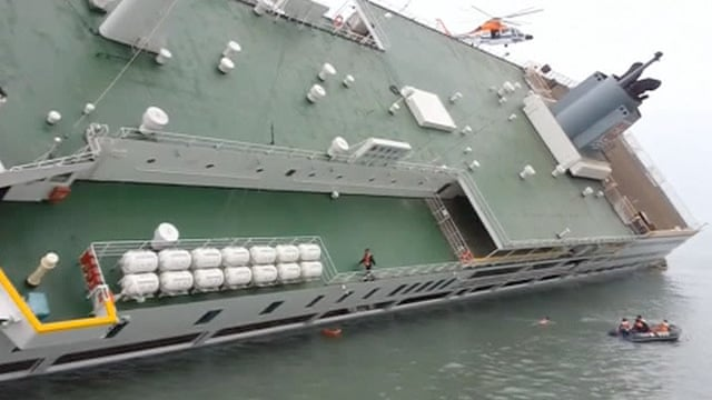 South Korea ferry verdict: Sewol captain sentenced to 36 years in