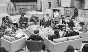 The cast of Star Wars: Episode VII