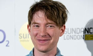 Domhnall Gleeson, who will appear in Star Wars: Episode VII