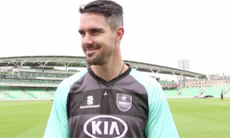 Kevin Pietersen excited to start new phase of career at Surrey - video