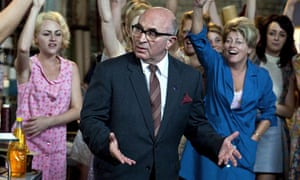 Bob Hoskins in Made in Dagenham