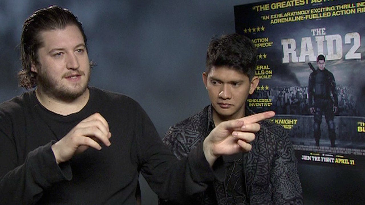 The Raid 2 Berandal Director Gareth Evans People Look Down On Action Horror And Comedy Video Interview