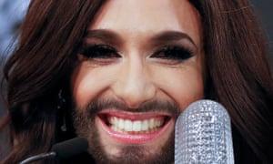 Conchita Wurst 'bearded lady' wins Eurovision 2014
