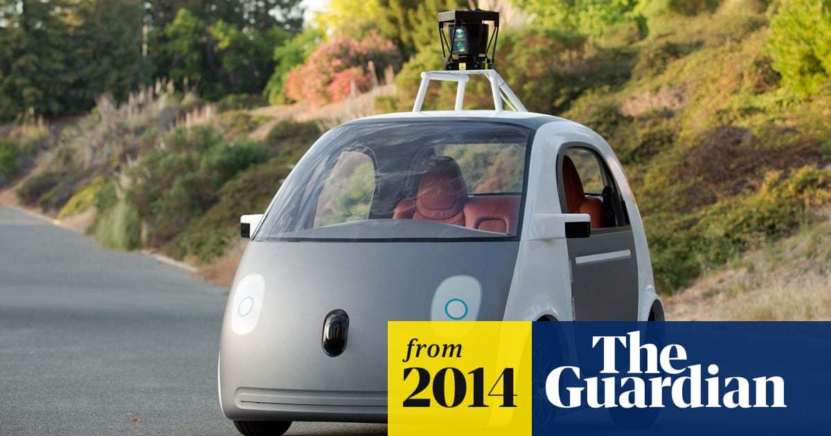 Google claims driverless car could transform mobility and improve