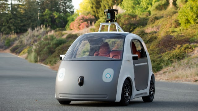apple confirms it is working on self driving cars technology the guardian