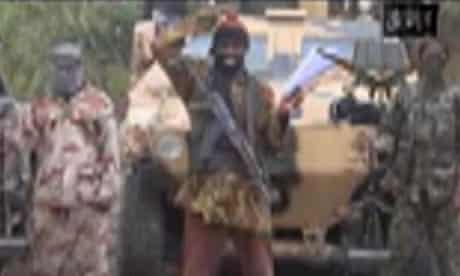 Boko Haram video still