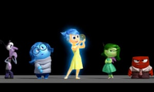 Still from Pixar's Inside Out