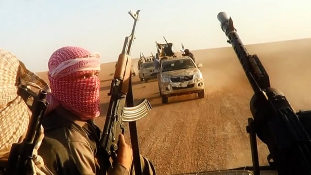 The terrifying rise of Isis: $2bn in loot, online killings