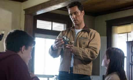 Matthew McConaughey in Christopher Nolan's Interstellar