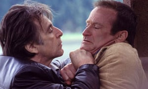 Al Pacino and Robin Williams in Insomnia