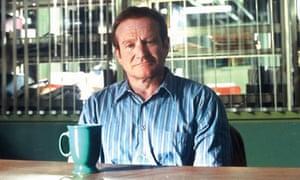 Robin Williams in Insomnia