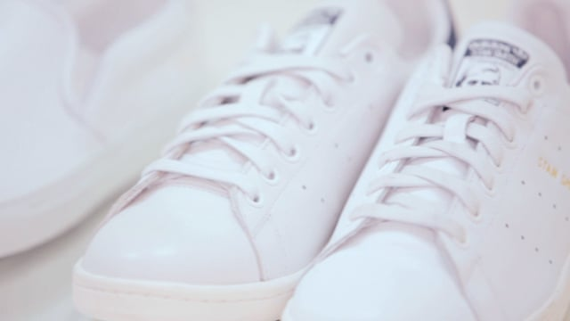 e994d5942b532f Stan Smith Originals. Adidas - Women s Hypersleek Pointed Toe Leather  Platform Sneakers .