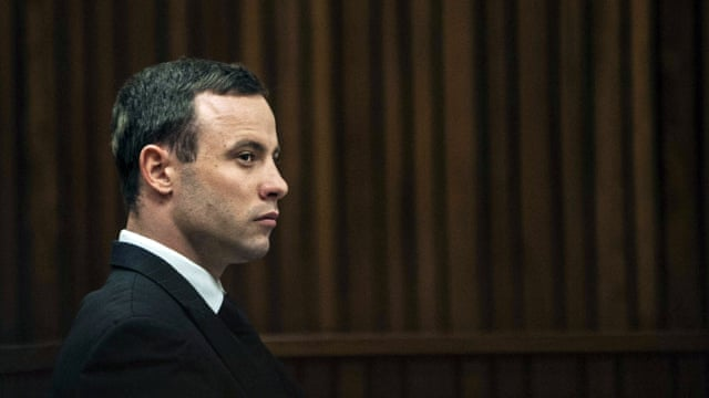 how the oscar pistorius trial became a mirror on south african society world news the guardian