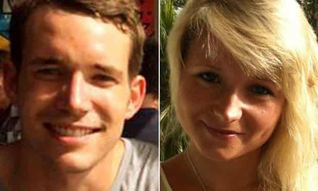 David Miller and Hannah Witheridge. The Thai chargé d'affaires to the UK was summoned this month to the Foreign Office in London to hear UK concerns about the investigation.