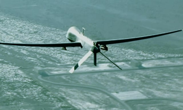 Drone Warfare Life On The New Frontline