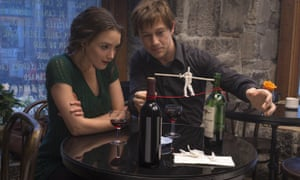 High class ... Charlotte Le Bon and Joseph Gordon Levitt in The Walk