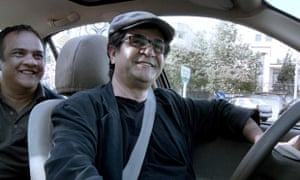 Supporting images for The Guardian film show: Taxi Tehran, Under Milk Wood and Black Souls - video reviews