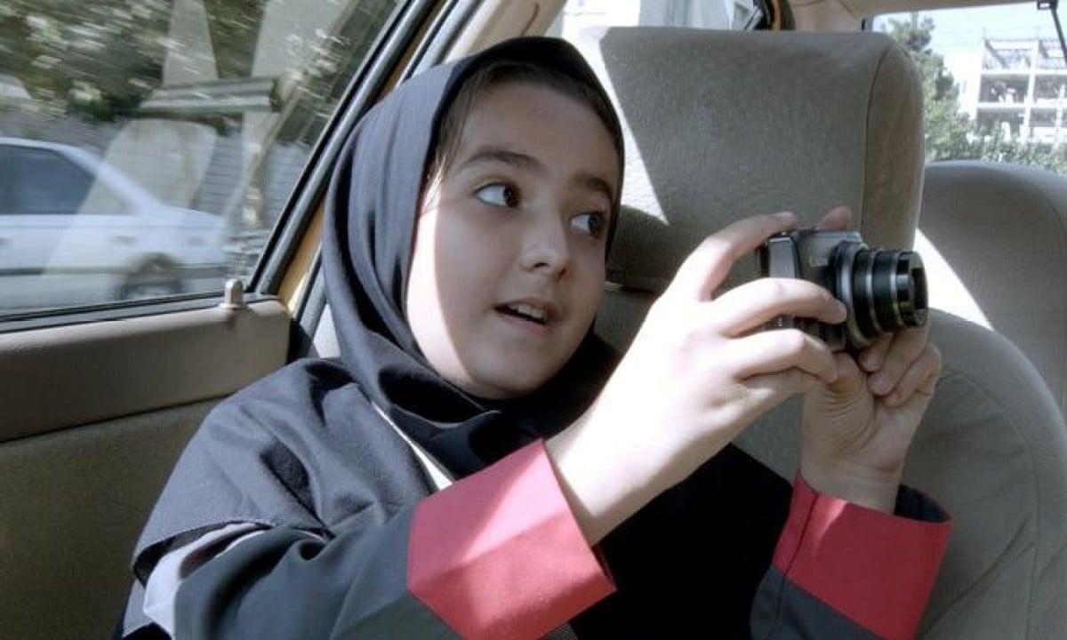 Taxi Tehran - video review