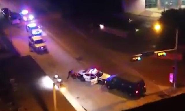 Dallas police attack: gunman confirmed dead hours after