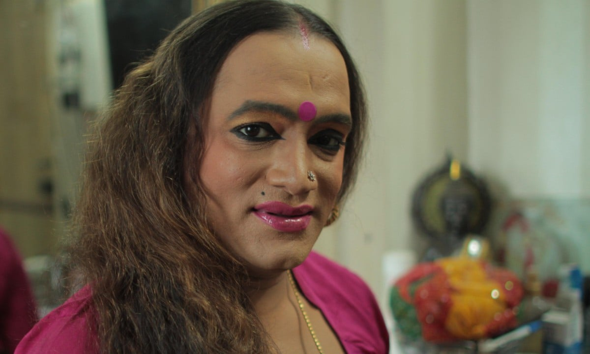Being Laxmi: 'I belong to the hijra, the oldest transgender community' –  video