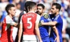 140x84 trailpic for Diego Costa was man of the match in Arsenal clash, says Mourinho  video