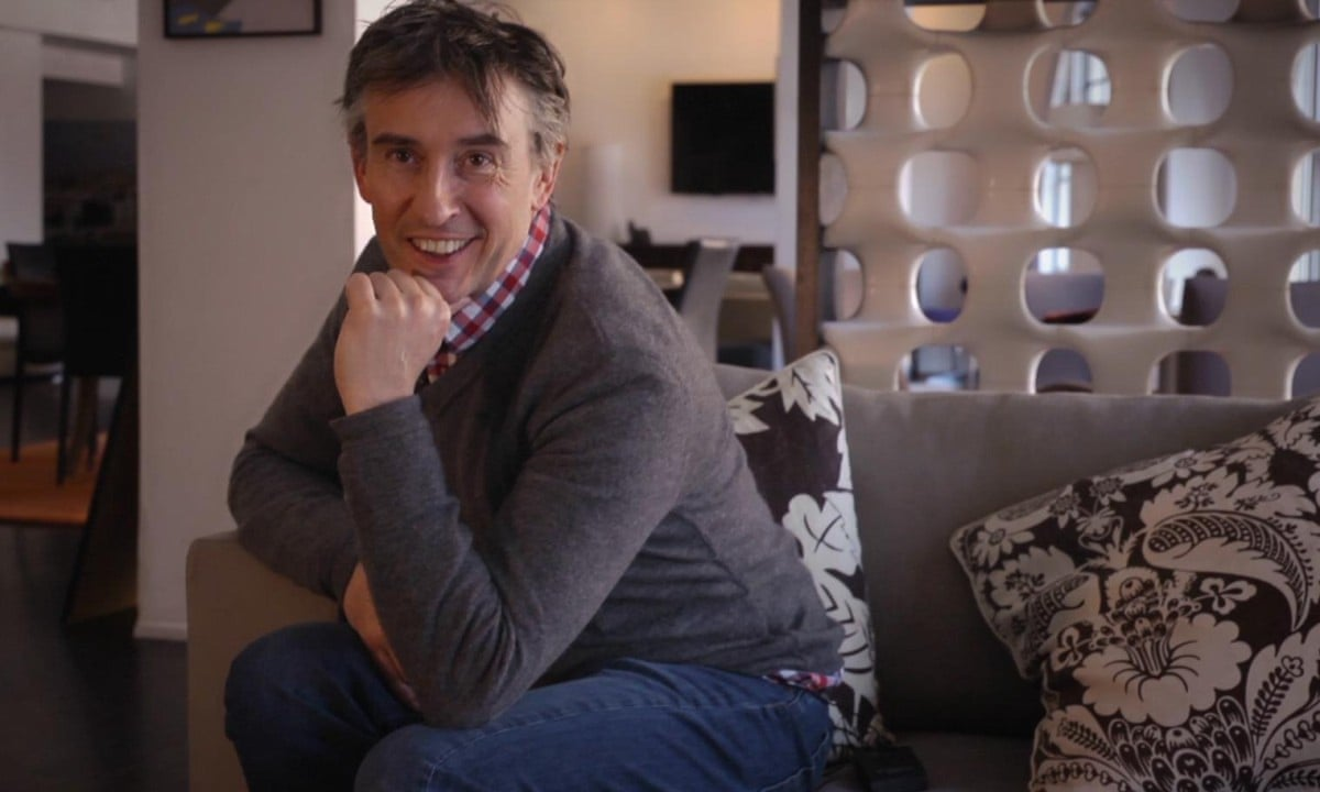 This month, Steve Coogan publishes his memoir, Easily Distracted. Here, he interviews himself about sex, drugs and creating Alan Partridge
