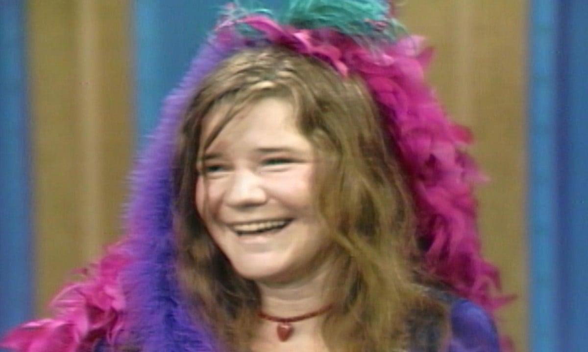 Janis Joplin goes back to school in clip from new documentary Janis: Little  Girl Blue – video