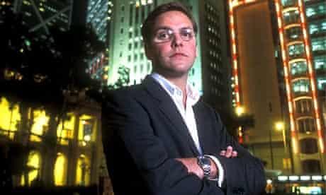 James Murdoch, Chief Executive of BSkyb In Hong Kong