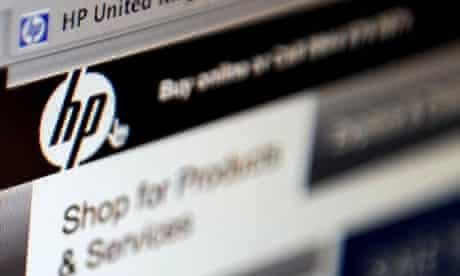 Hewlett Packard job losses