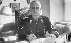 Joachim von Ribbentrop, Nazi foreign minister