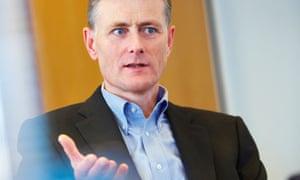 Bart Becht, chief executive of Reckitt Benckiser, and Britain's highest-paid boss.
