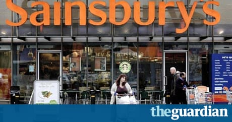 sainsbury claims x factor boost as profits rise business. Black Bedroom Furniture Sets. Home Design Ideas