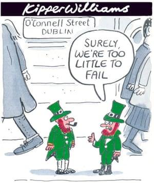 Ireland economic crisis kipper williams
