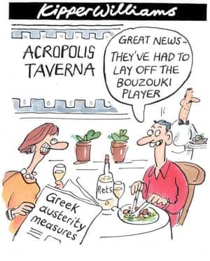 Kipper Williams Greek austerity 11.2.2010