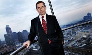 Terry Smith, chief executive of Tullett Prebon