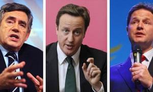 Political TV debates