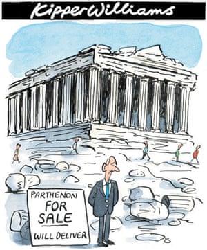 Greece debt crisis Kipper Williams