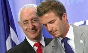 England 2018 World Cup bid chairman Lord