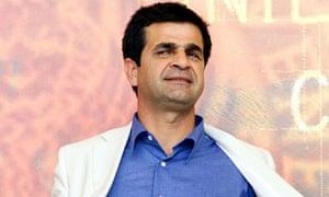 Detained Iranian filmmaker Jafar Panahi