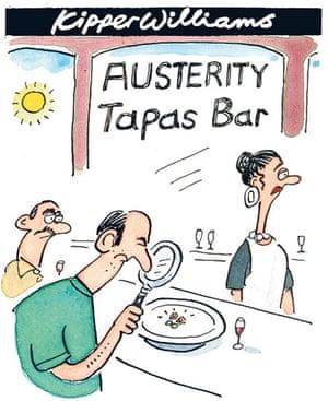 Spain finance crisis Kipper Williams