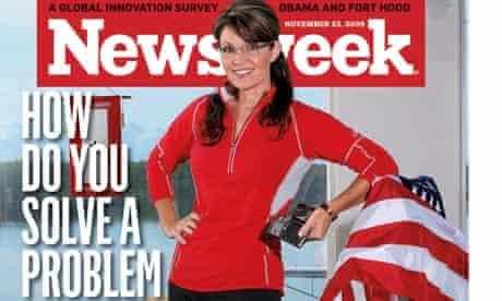Newsweek Sarah Palin
