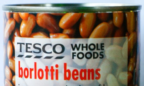 Tesco: fears for VAT on food   Business   The Guardian