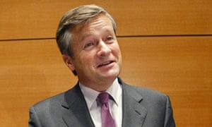 Former Vivendi chairman Jean-Marie Messier in 2003