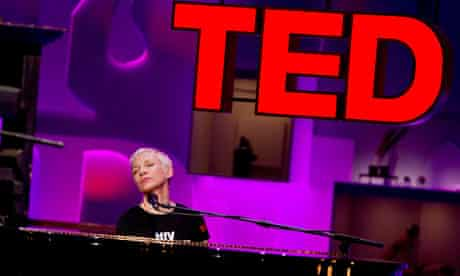 TEDGlobal conference Oxford Annie Lennox