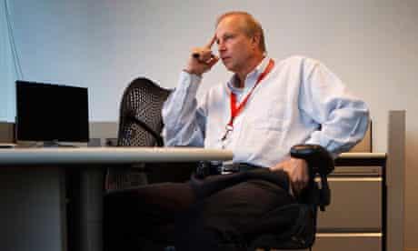 Bob Dudley of BP