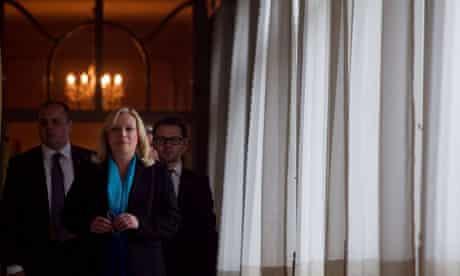 Slovak PM Radicova Links EFSF Vote With No-Confidence Vote